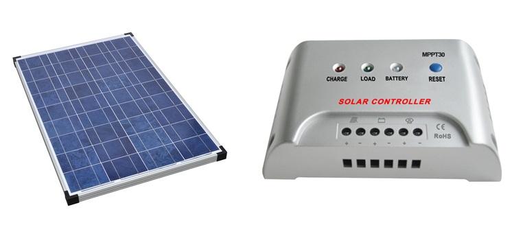 Kit Pannello Solare Flessibile 100w : Pannello solare camper w terminali antivento per